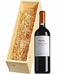 Wijnkist met Gaia Estate Peloponnisos Agiorgitiko 2014