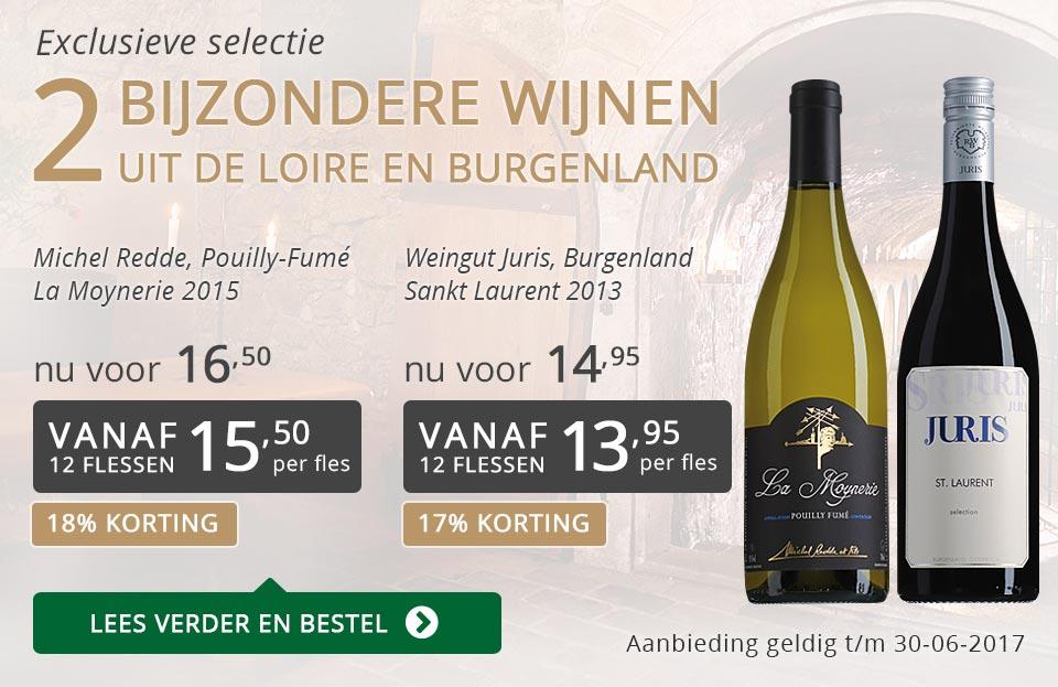 Exclusieve wijnen juni 2017 - grijs/goud