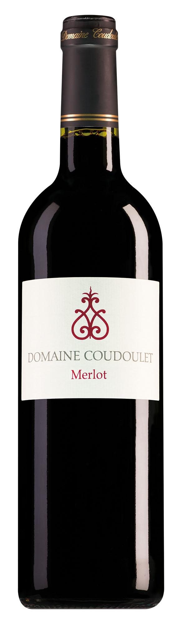 Domaine Coudoulet Pays d'Oc Merlot