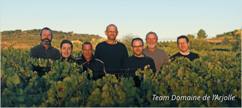 Team Domaine l'Arjolle